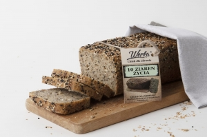 Seeds of Life multiseed bread, 0.4 kg